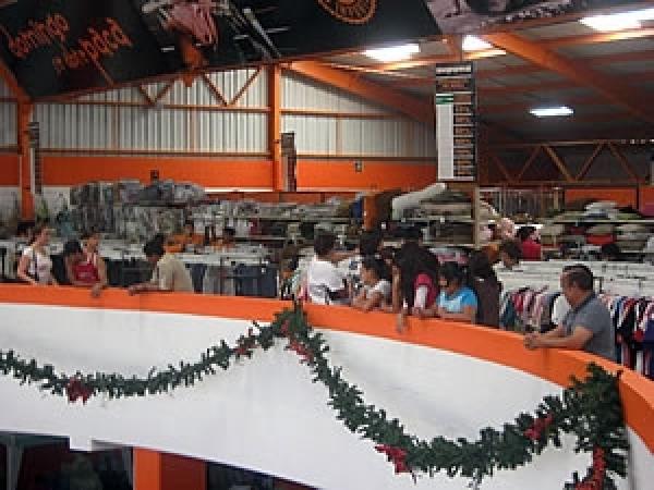 Megapaca 27, Miraflores