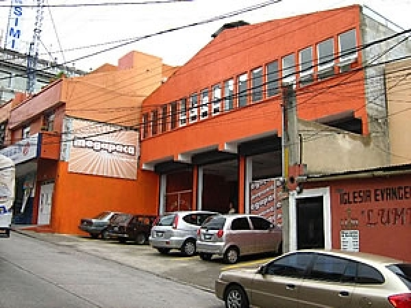 Megapaca 15, Mixco