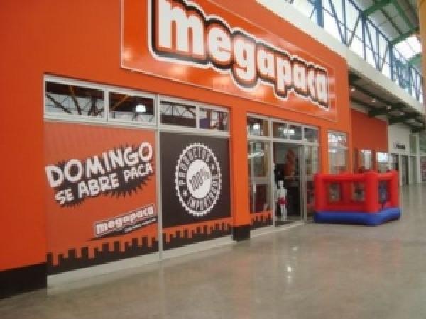 Megapaca 45, Centrasur